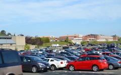 駐車場の安全対策
