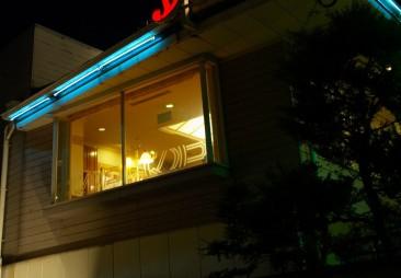 深夜のファミリーレストラン